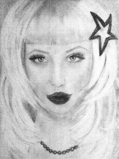 Christina Aguilera by MilENA